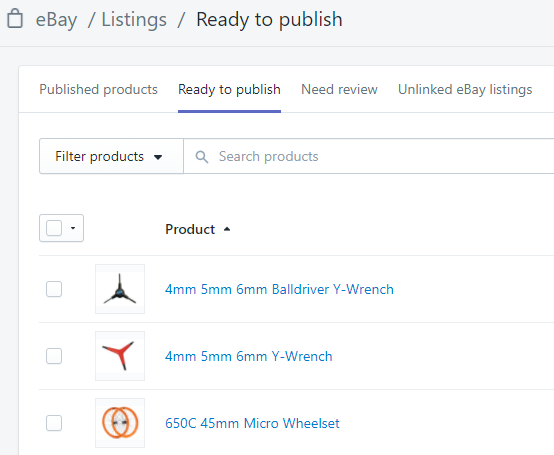 Publish Shopify Products to eBay – eBay Connect Support